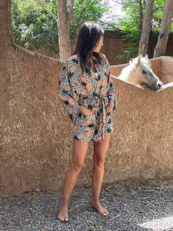 Kimono Exotique