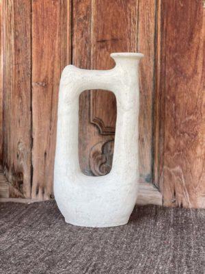 Céramique en terre brute